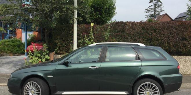 Alfa Romeo 156 Cross Wagon