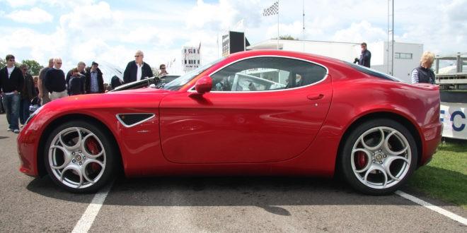 Alfa Romeo 8 C Competizione