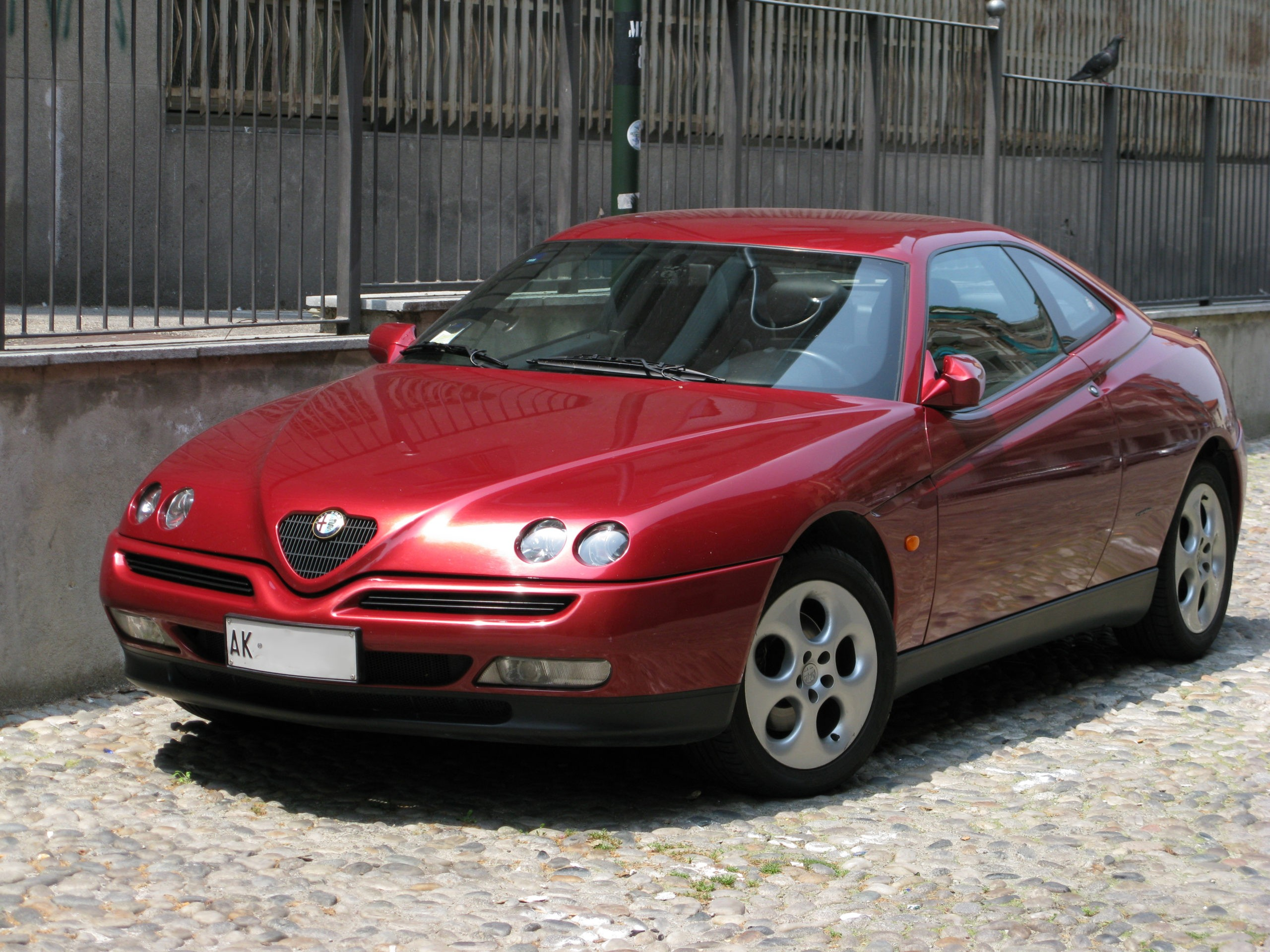 Alfa Romeo GTV Coupé
