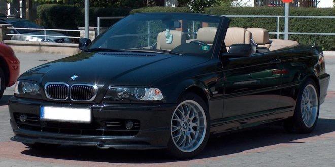 Bmw Série 3 Cabrio
