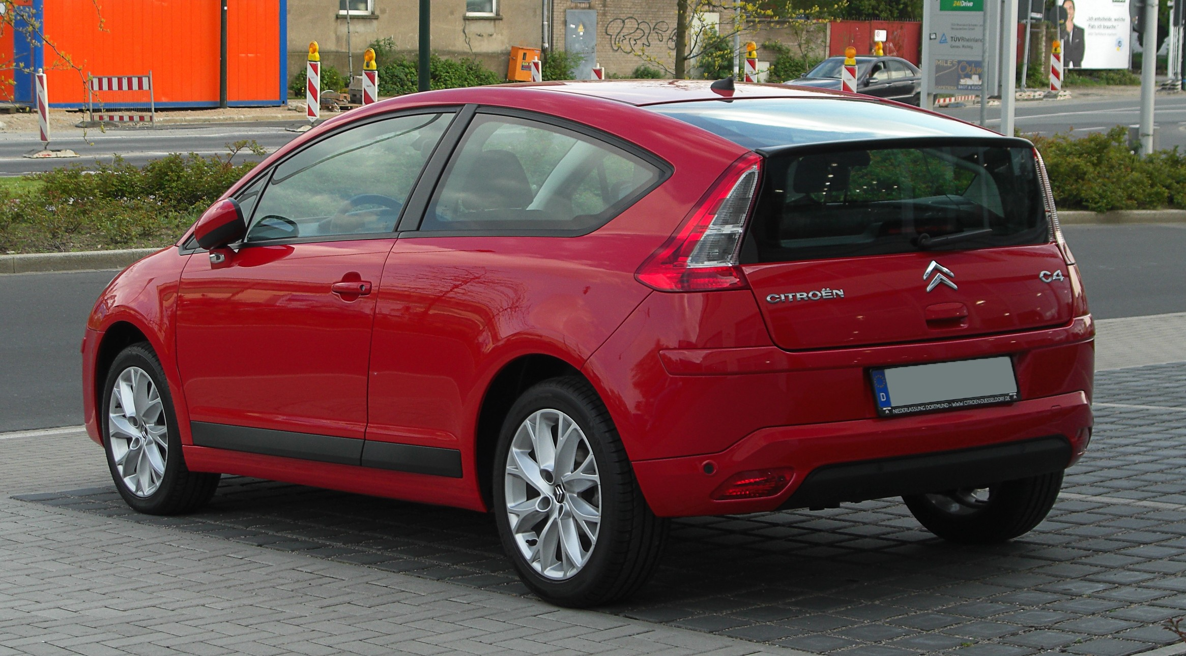 Citroën C4 Coupé