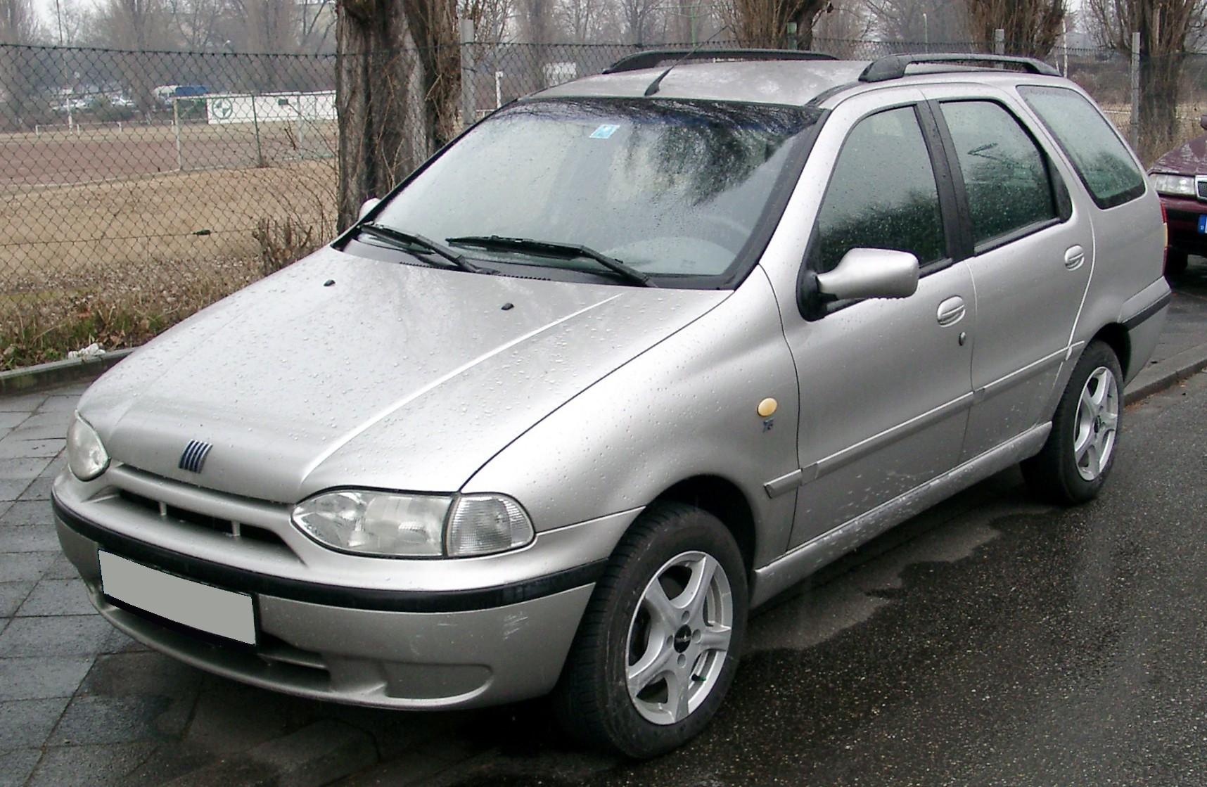 Fiat PalioWeekend