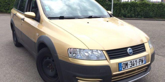 Fiat Stilo Multiwagon Uproad