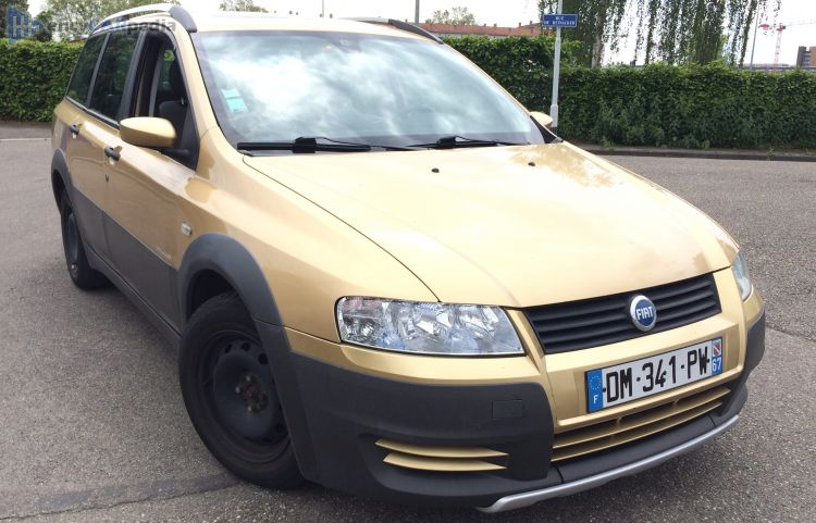 Fiat Stilo Multiwagon Uproad