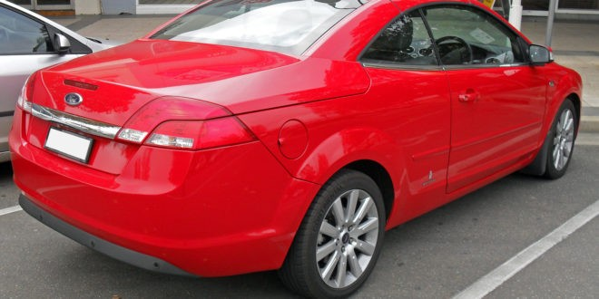 Ford Focus Coupé-Cabrio