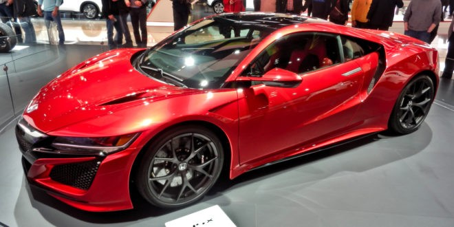 Honda NSX Coupé