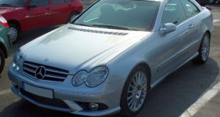 Mercedes-Benz CLK Coupé