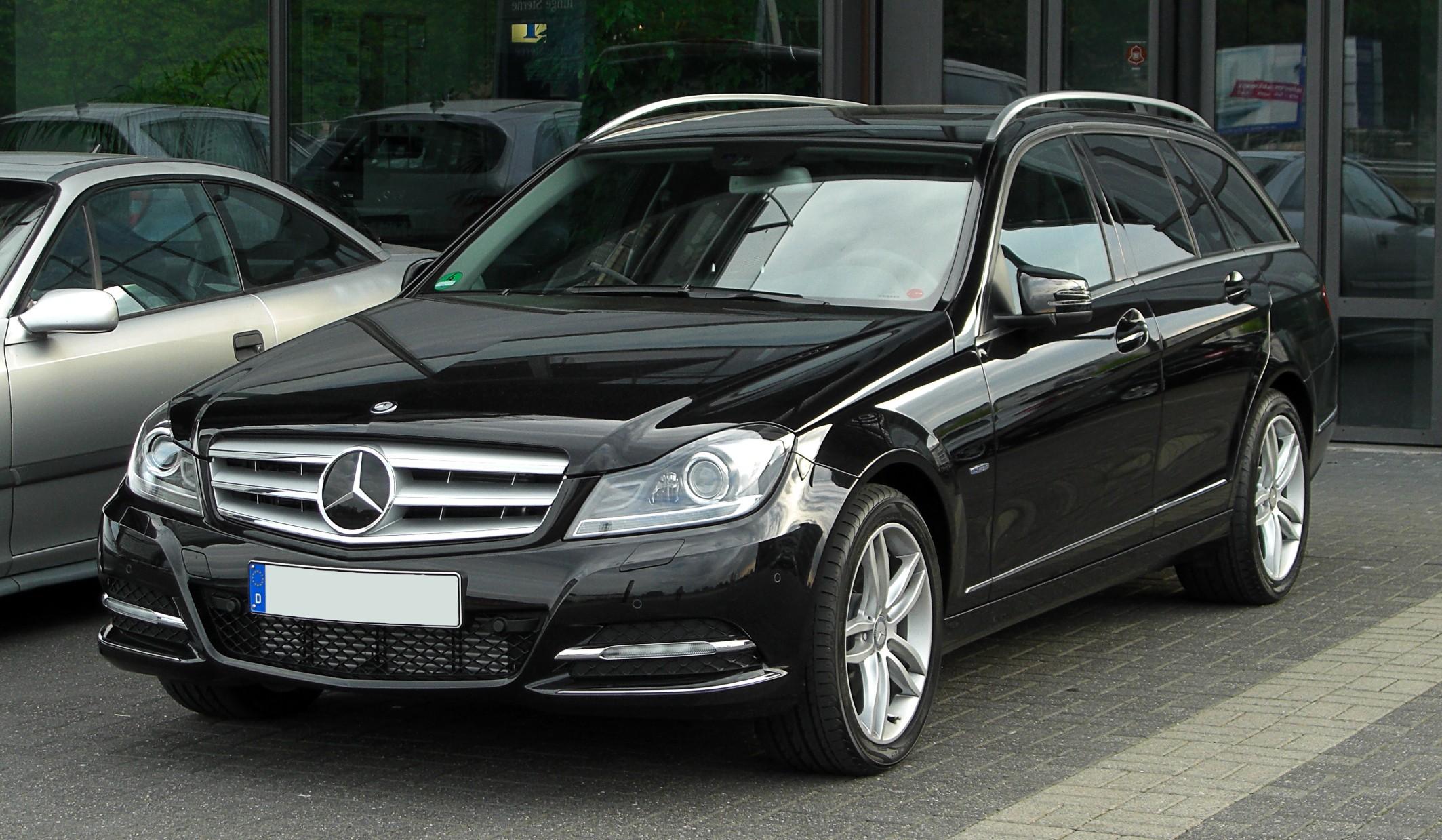 Mercedes-Benz Clase C T-Model