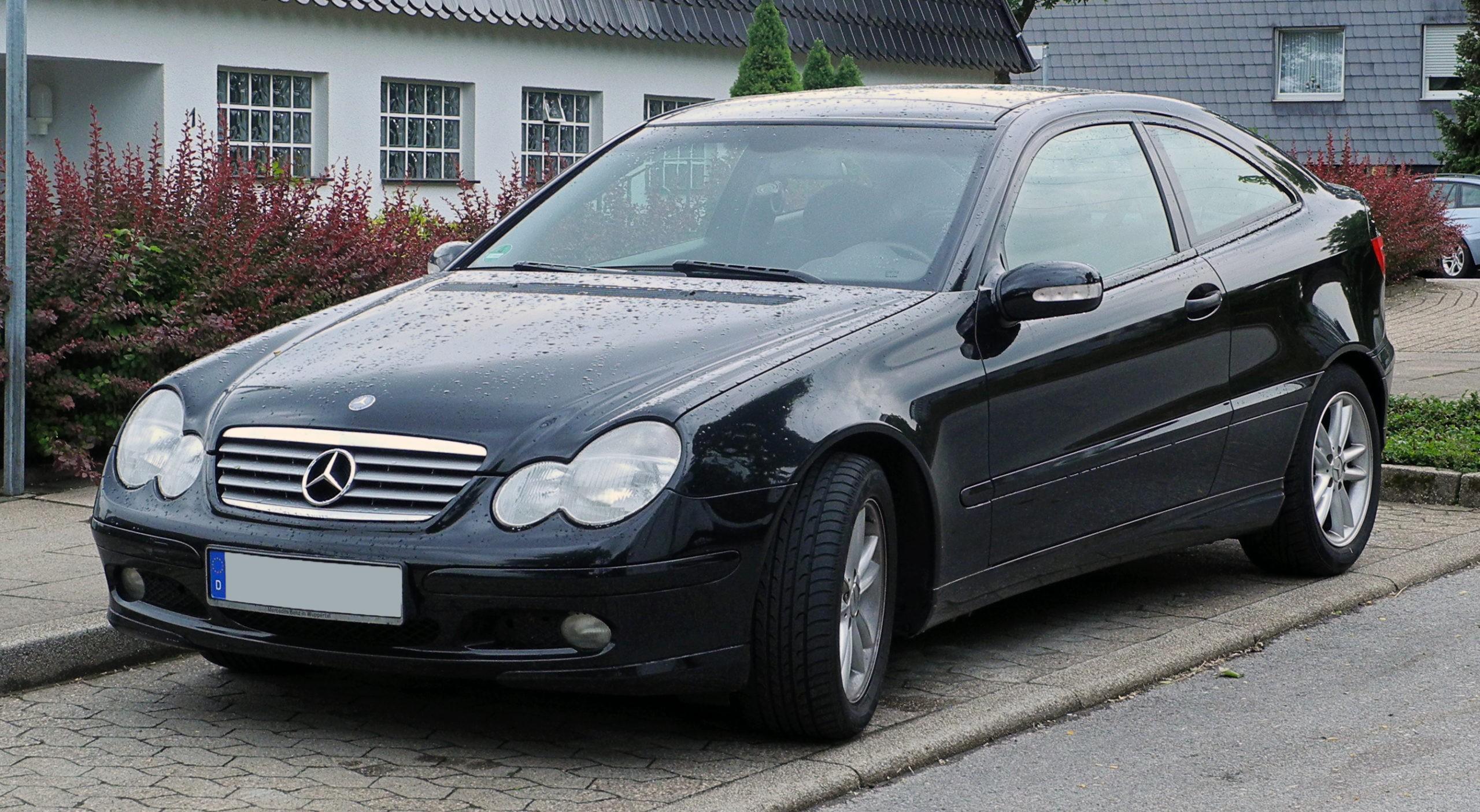 Mercedes-Benz Clase CLC Sport Coupé