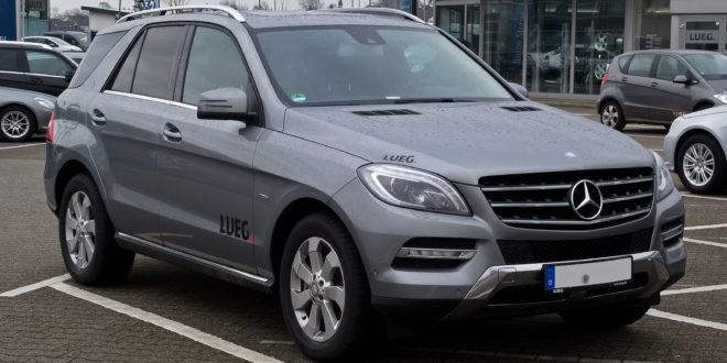 Mercedes-Benz Clase M