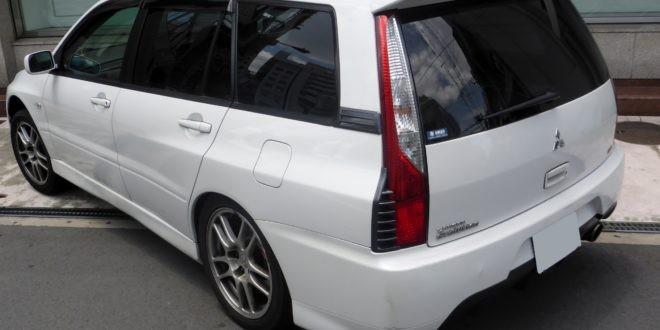 Mitsubishi Lancer SW