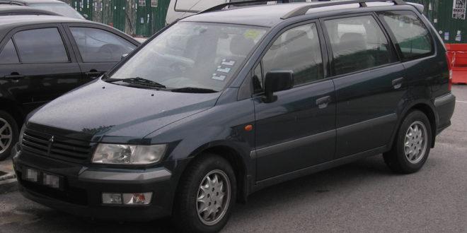 Mitsubishi SpaceWagon