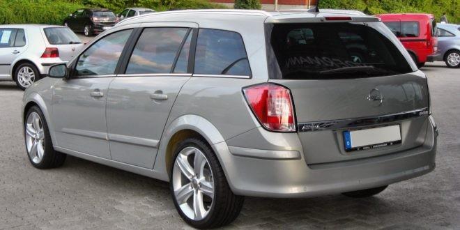 Opel Astra 3 Caravan