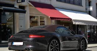 Porsche 911 Carrera 4 S Cabrio