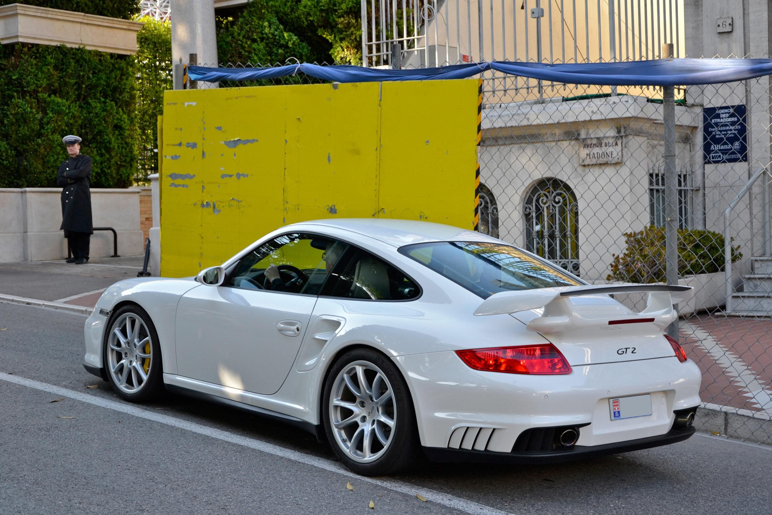 Porsche 911 GT 2