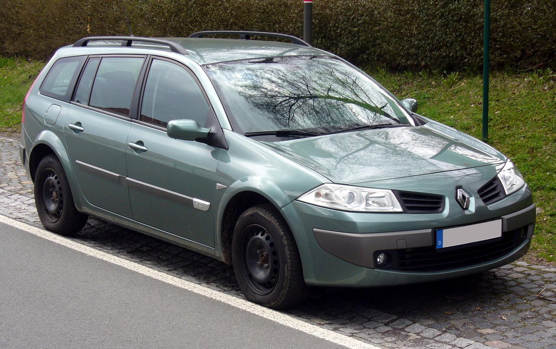 Renault Mégane 2 Grandtour