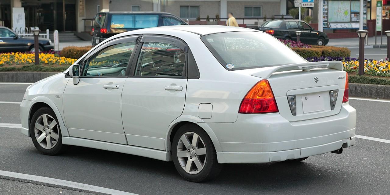 Suzuki Liana Aerio Sedan