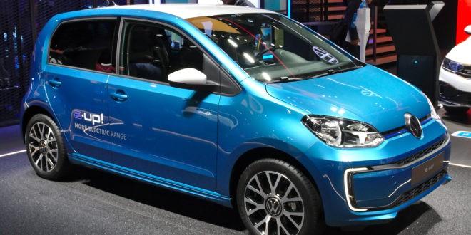 Volkswagen e-up !